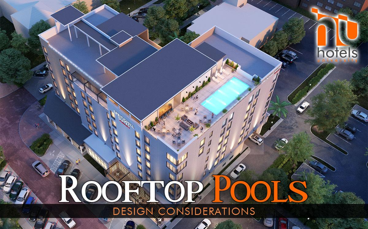 Hotels University Hotel Rooftop Pools